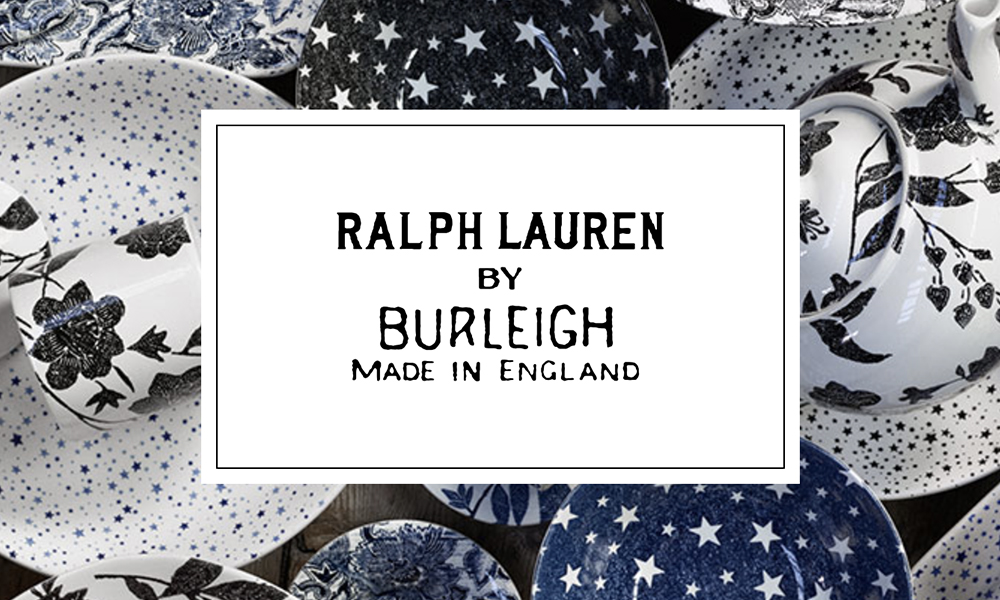 Burleigh announces Ralph Lauren collaboration