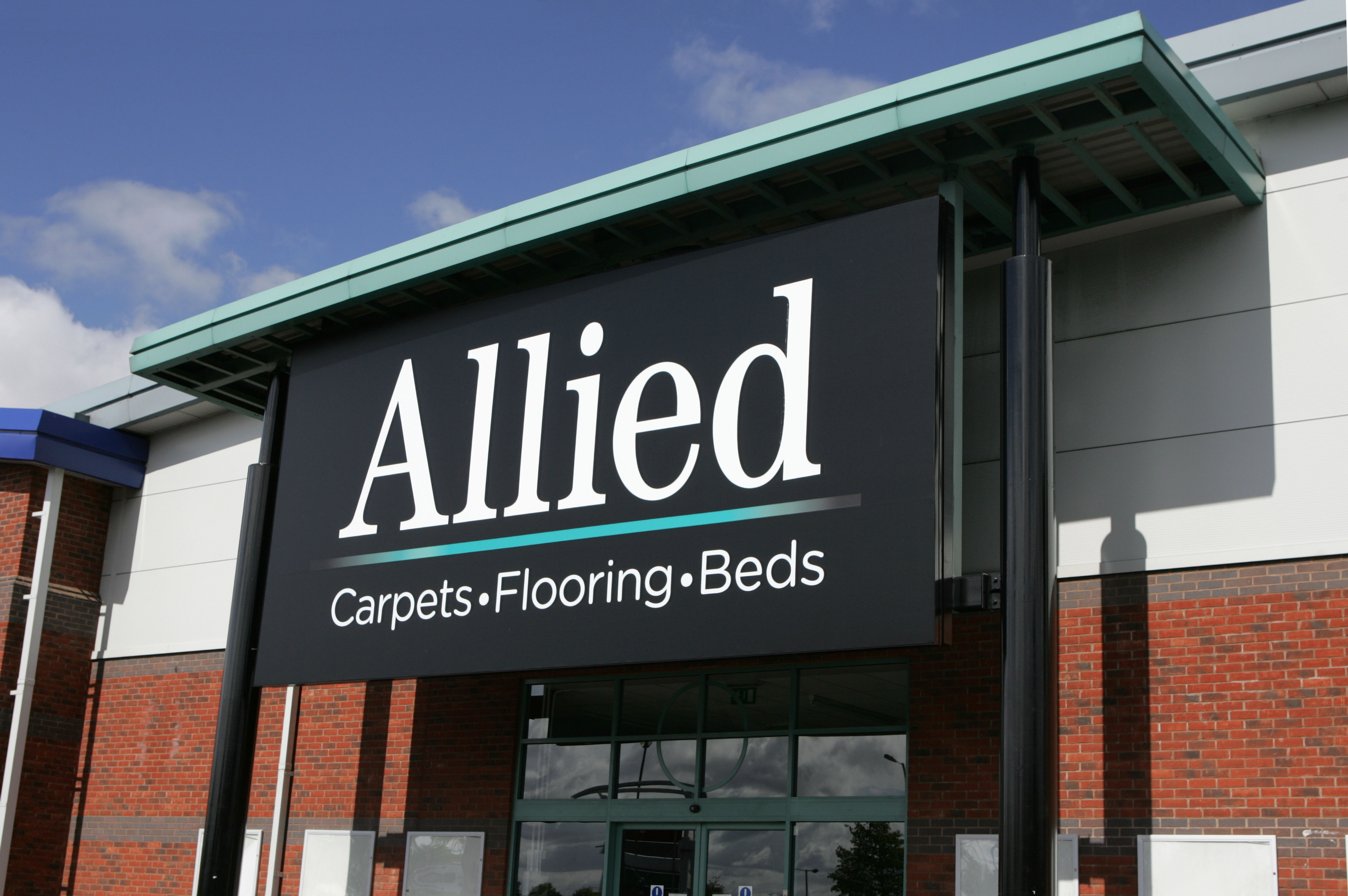 Allied Carpets store