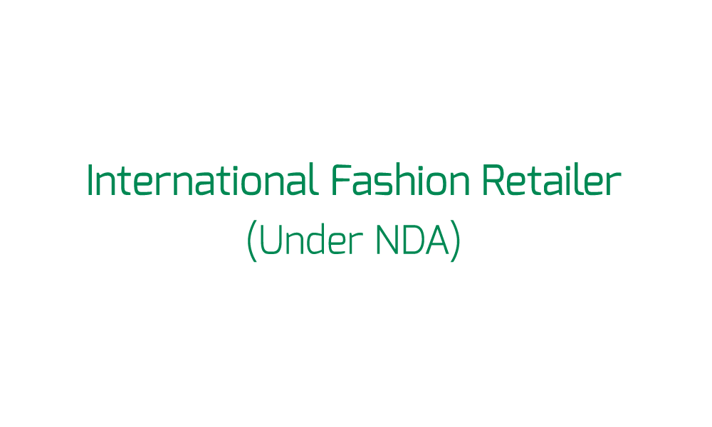 International Fashion Retailer