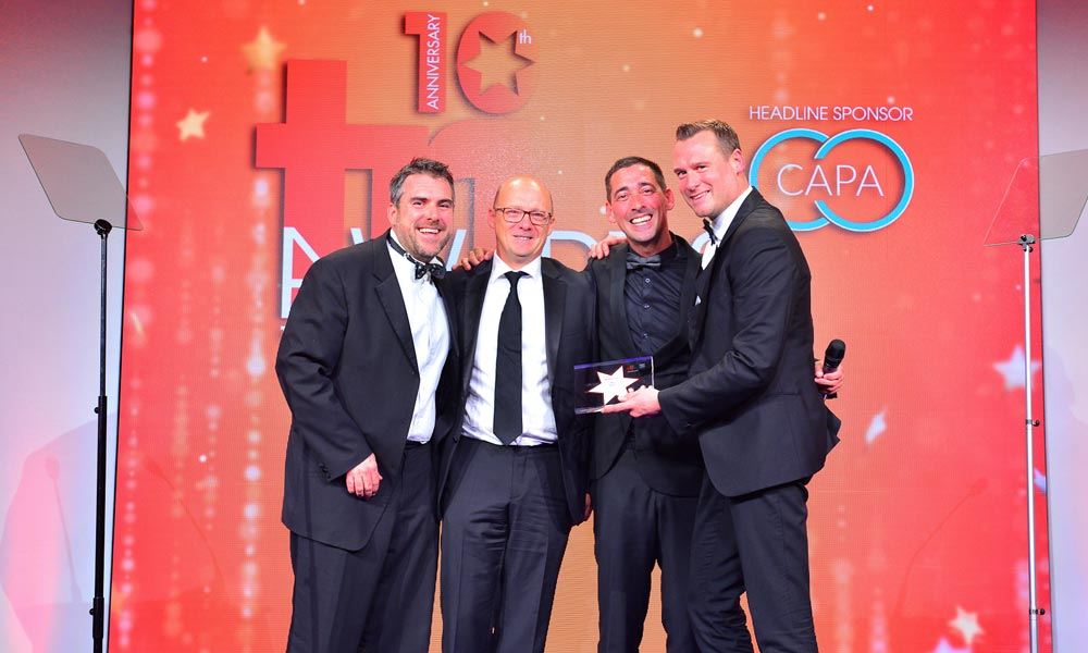 Hilco Capital wins 'Turnaround of the Decade' award